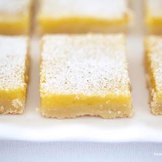 No Bake Lemon Bars Recipes