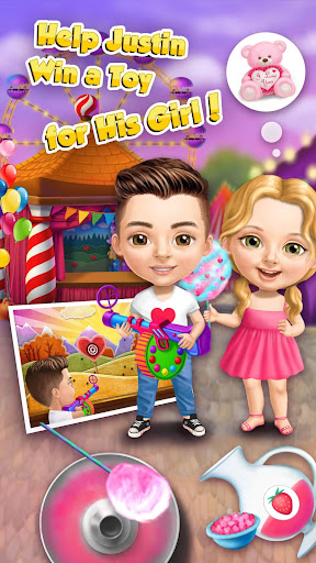 Sweet Baby Girl First Love screenshot 2