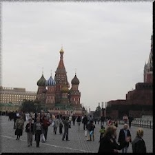 Red Square Moscow wallpaper