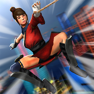 Ninja Girl Superhero Game For PC (Windows & MAC)