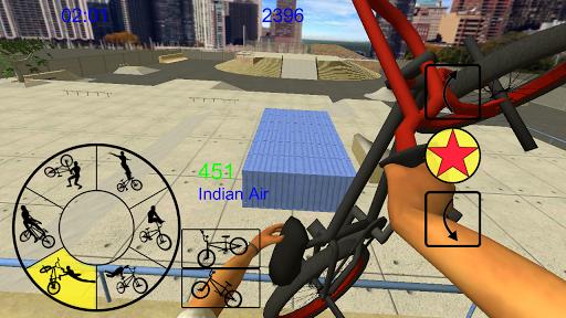 BMX Freestyle Extreme 3D screenshot 2