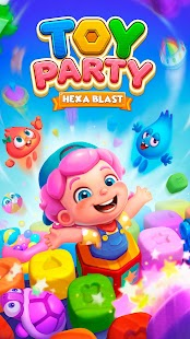 Toy Party: Pop and Blast Blocks in a Match 3 Story for pc