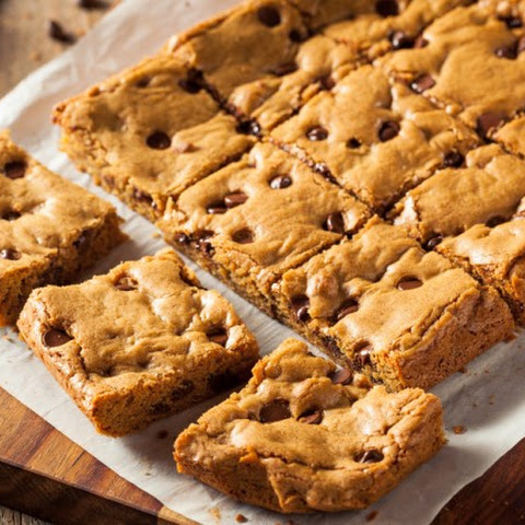 6. Chocolate Chip Butterscotch Bars