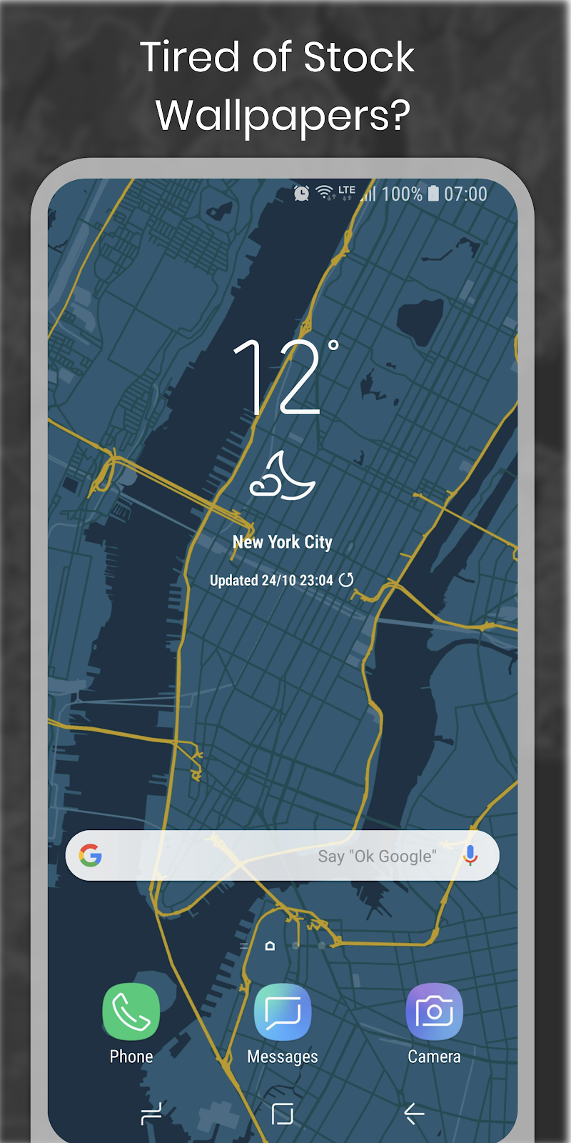 Cartogram - Map Wallpapers & Backgrounds Screenshot 1