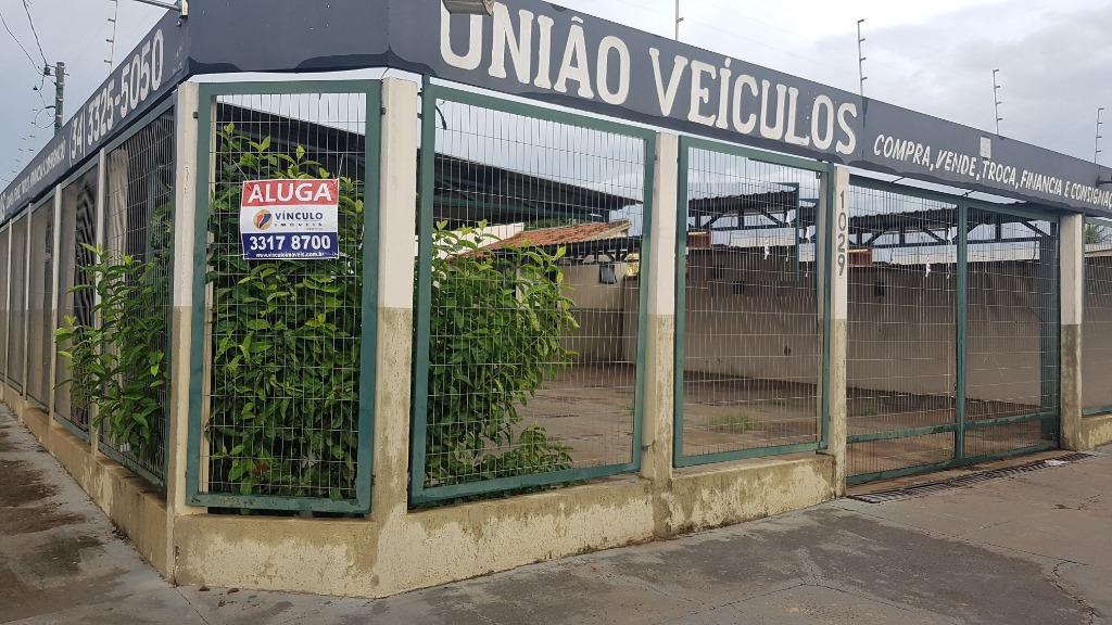 Galpão para alugar, 200 m² por R$ 4.000/mês - Santa Marta - Uberaba/MG
