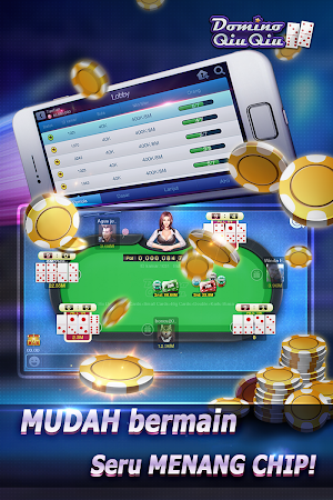 Domino QiuQiu:Domino99(KiuKiu) 1.1.9 screenshot 234150