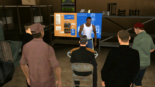 Grand Theft Auto: San Andreas screenshot 9