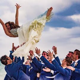 by Adam Snyder - Wedding Bride