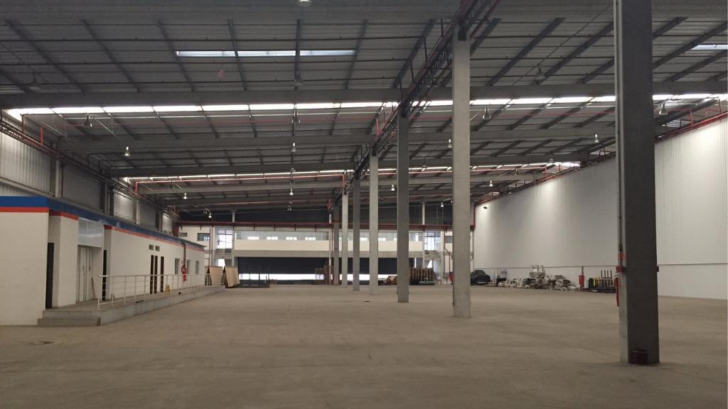 Galpão industrial para locação, Carapicuíba