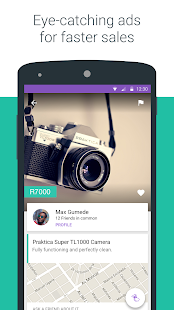 App OLX South Africa: Sell and Buy APK for Windows Phone