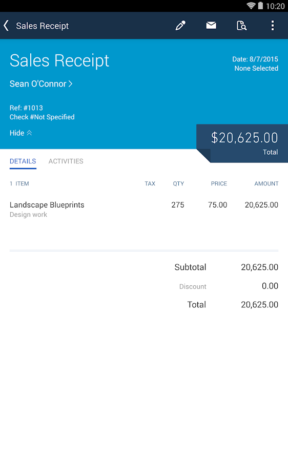 QuickBooks Accounting+Invoice Screenshot 19