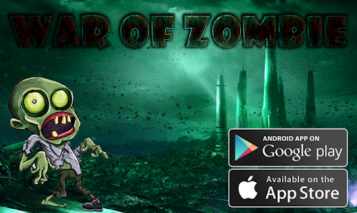 WAR OF ZOMBIE - screenshot