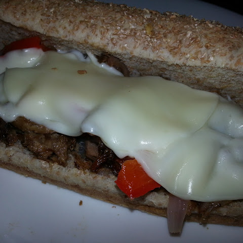 Beef and Pepper Sandwiches