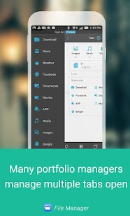 iManager - File Manager - screenshot