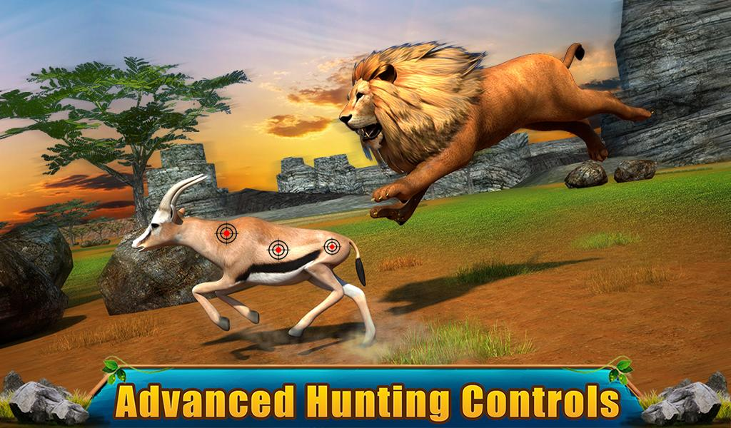Ultimate Lion Adventure 3D Screenshot 11