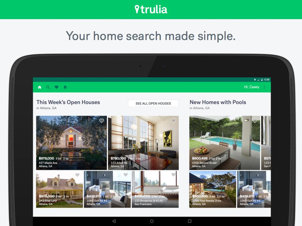 Trulia Real Estate & Rentals Screenshot 8