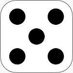Yazy the best yatzy dice game Icon