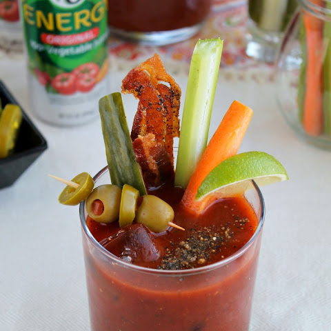 Spicy Southwest Bloody Mary Mix
