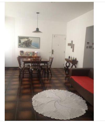 Apartamento com 2 dormitórios à venda, 130 m² por R$ 450.000 - Ilha Porchat - São Vicente/SP