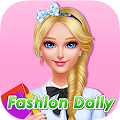 Game Fashion Daily - Back to School APK for Kindle