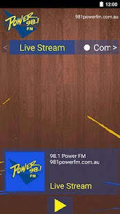 98.1 Power FM - screenshot