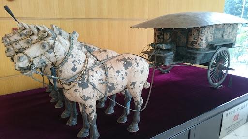 陝西銅車馬