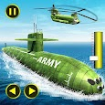 US Army Transporter Games – Submarine Driving Sim