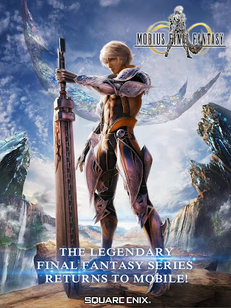 MOBIUS FINAL  FANTASY 1.2.120 screenshot 616643