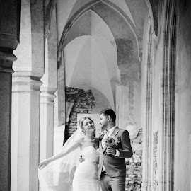 Shooting by Klaudia Klu - Wedding Bride & Groom