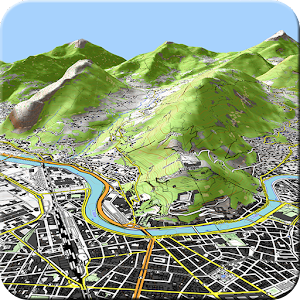 3D Map APK Cracked Download