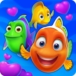 Fishdom New App on Andriod - Use on PC