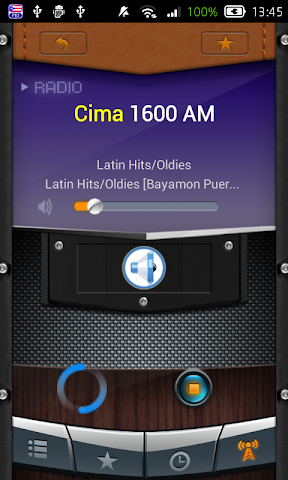 android Radio Puerto Rico Screenshot 6