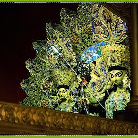 Calcutta Puja 2011 by Anindya Sengupta - News & Events World Events