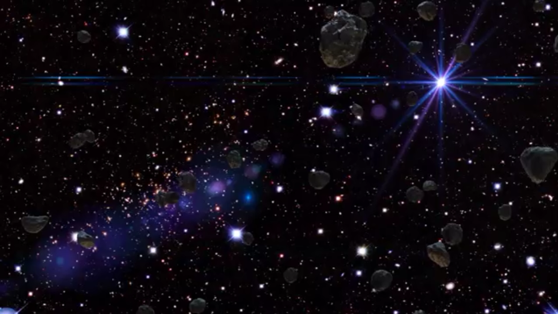 Asteroids Live Wallpaper Screenshot 3