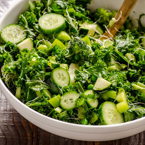 Green Kale Salad