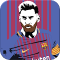 Lionel Messi Wallpapers APK for Bluestacks