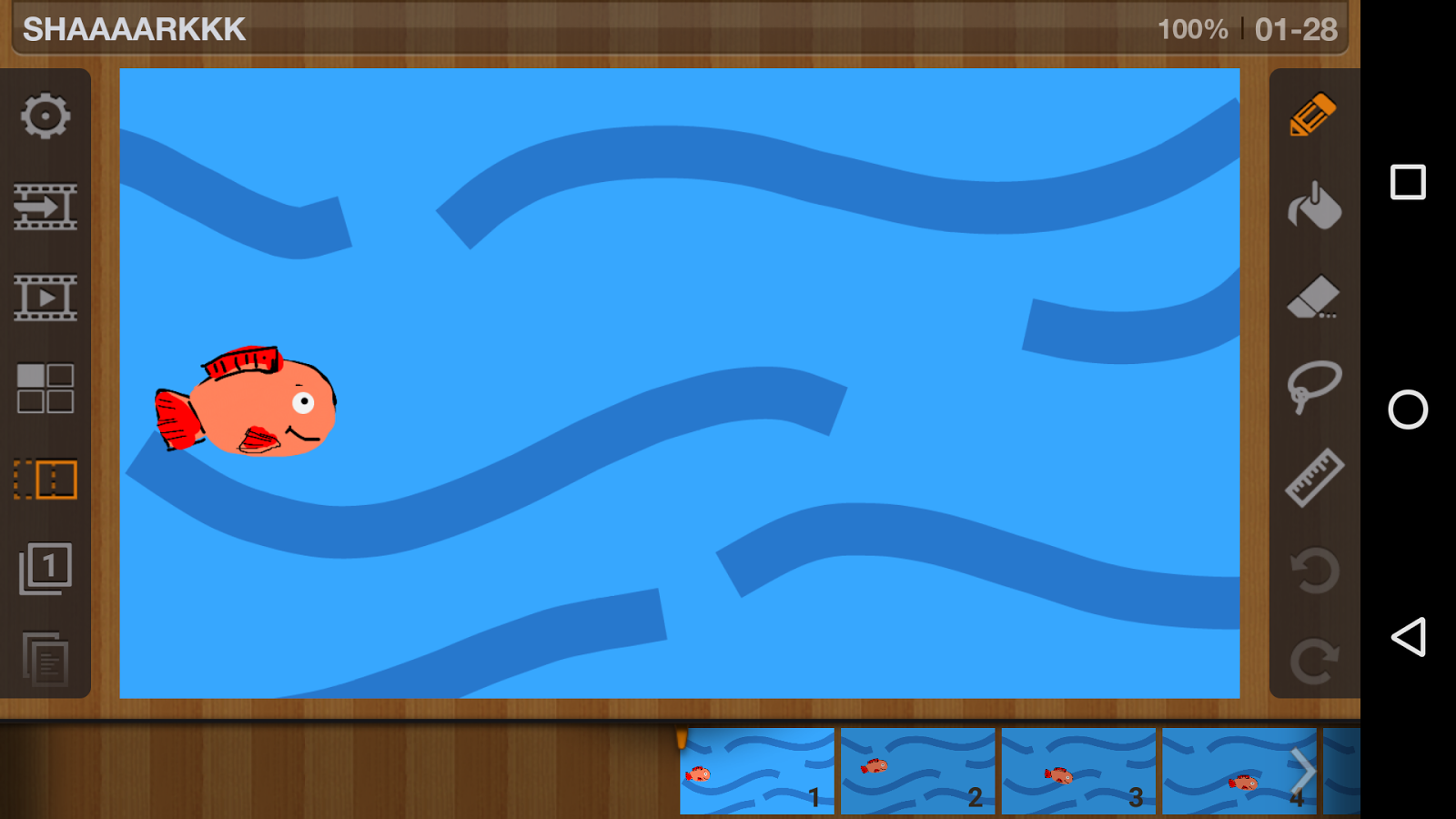 FlipaClip - Cartoon animation Screenshot 2
