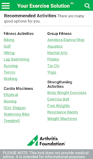 Your Exercise Solution - screenshot