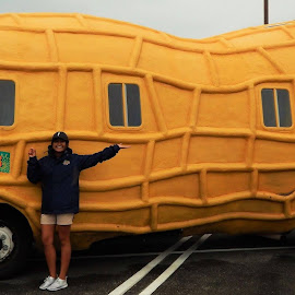 Mr.Peanut by Lavonne Ripley - Transportation Automobiles