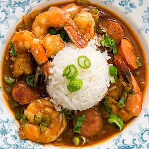 Cajun Seafood Gumbo Recipe (Louisiana Cooking) For PC / Windows 7/8/10 / Mac – Free Download