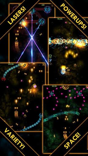 Plasma Sky - rspace shooter - screenshot