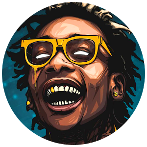 Khalifa rapper wallpaper wiz khalifa rapper wallpaper for android voltagebd Choice Image