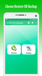 recover sms messages