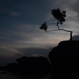 Melawai Beach by Ivan Sarifudin - Landscapes Sunsets & Sunrises