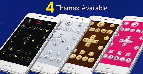 App Universal TV Remote Control APK for Windows Phone