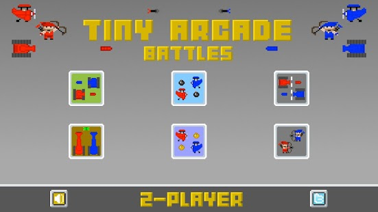Tiny Arcade Battles - screenshot