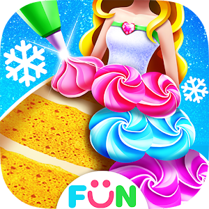 Princess Cake Salon Maker-Frost Cakes For PC / Windows 7/8/10 / Mac – Free Download