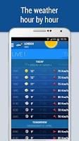 Screenshot of Weather Crave