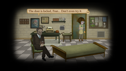 Fran Bow Chapter 1 - screenshot