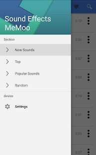 Soundeffekte MeMoo android apps download